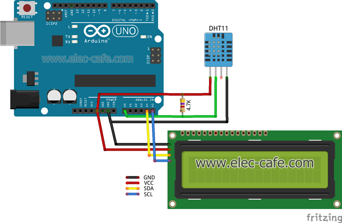 увєя Gнσѕтz: Digital Clock with Arduino and DS1307