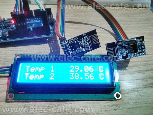 Multi_nRF24L01_ArduinoUNO_LCD